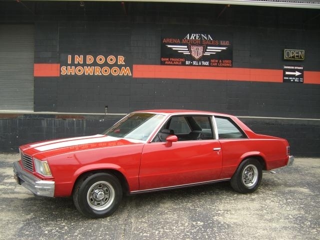 Chevrolet Dealers Columbus Ohio >> Red 1979 Chevrolet Malibu For Sale | MCG Marketplace