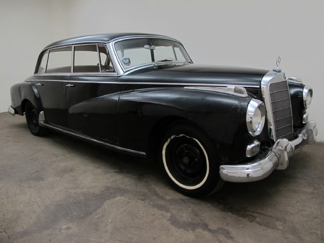 1959 mercedes benz 300 d for sale mcg marketplace for 1959 mercedes benz