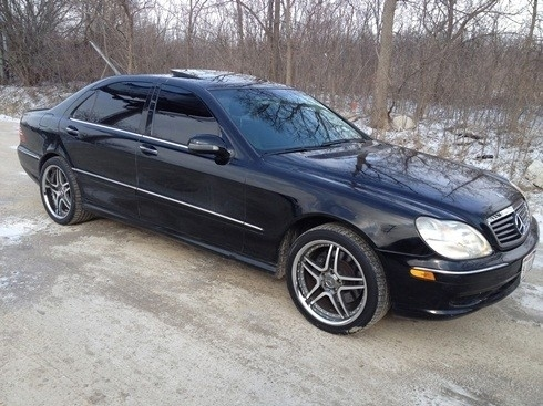 Black 2000 mercedes benz s430 for sale mcg marketplace for S430 mercedes benz for sale