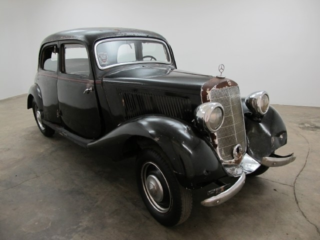 1937 mercedes benz 170 for sale mcg marketplace for Mercedes benz 170 ds for sale