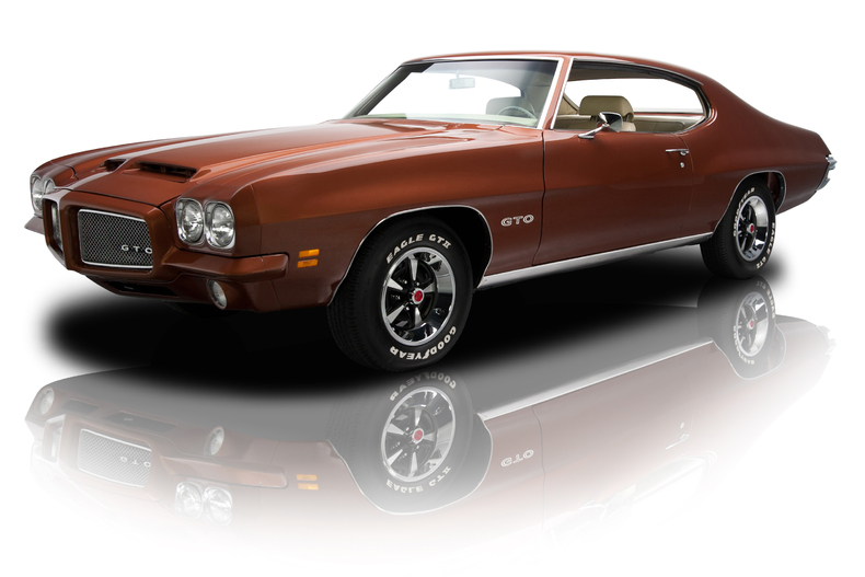 Bronze 1971 Pontiac Gto For Sale  MCG Marketplace