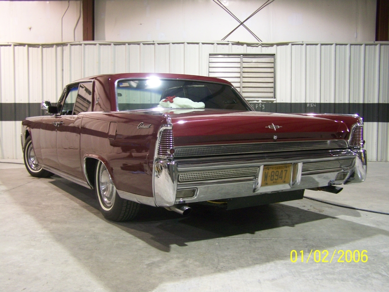 burgandy 1964 lincoln continental for sale mcg marketplace. Black Bedroom Furniture Sets. Home Design Ideas