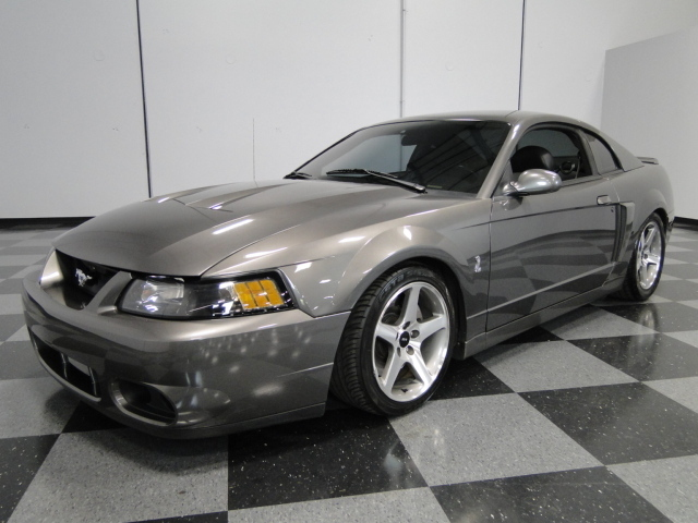 Gray 2003 Ford Mustang Cobra For Sale  MCG Marketplace