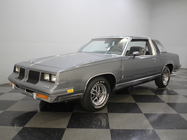 Gray 1986 oldsmobile cutlass for sale mcg marketplace for 1986 oldsmobile cutlass salon for sale