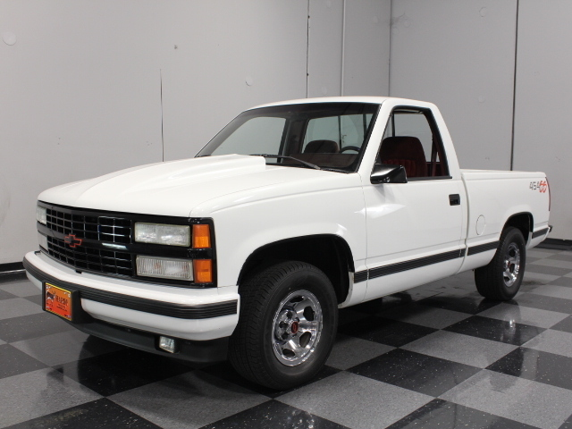 White 1992 Chevrolet C1500 For Sale Mcg Marketplace