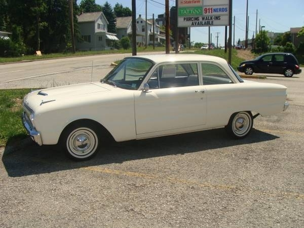 1962 ford falcon for sale mcg marketplace for Garage ford 62