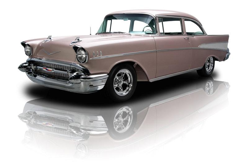Dusk Pearl 1957 Chevrolet 210 For Sale   MCG Marketplace