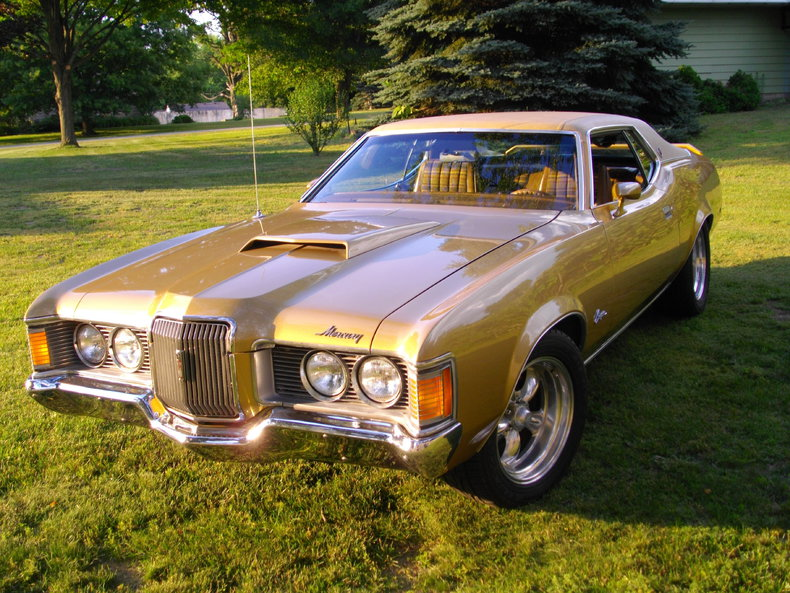 1972 Mercury Cougar Post Mcg Social Myclassicgarage