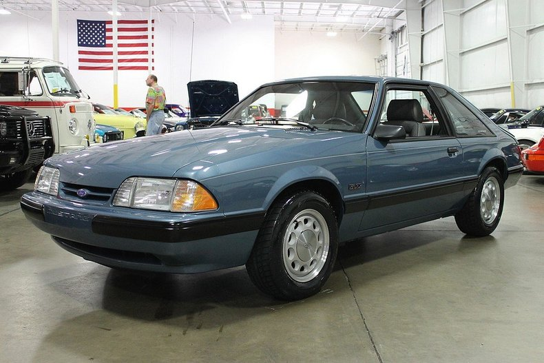 456735_ffb31b544e_low_res & Medium Shadow Blue 1989 Ford Mustang For Sale | MCG Marketplace markmcfarlin.com