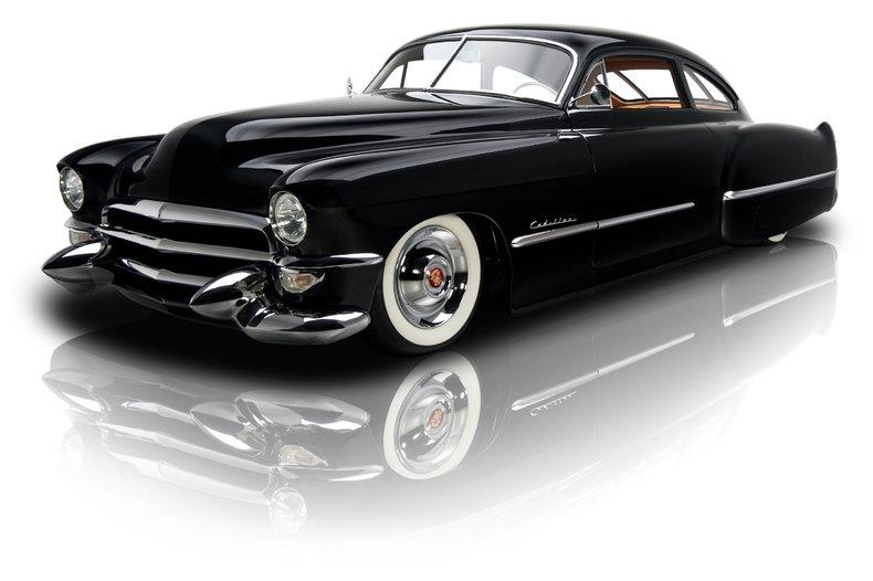 Black 1949 Cadillac Series 62 For Sale Mcg Marketplace