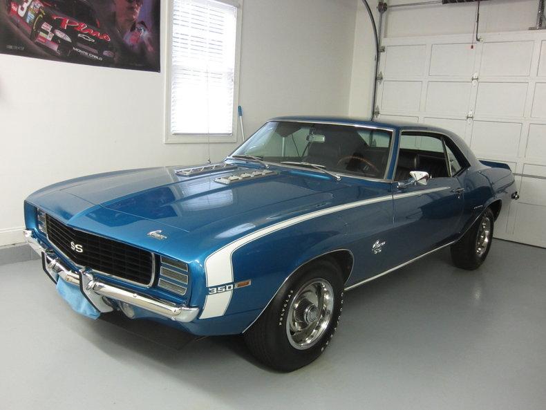 Ford Dealers Nj >> Lemans Blue 1969 Chevrolet Camaro Rs For Sale | MCG ...