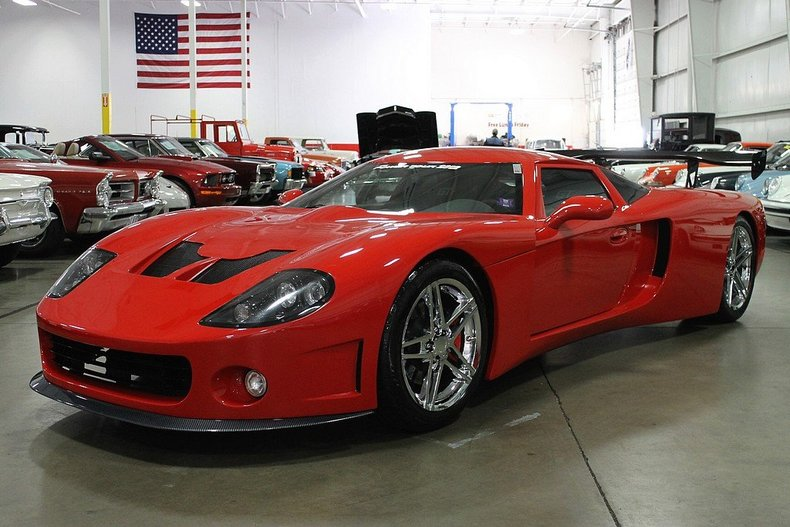 Torch Red 2011 Factory Five Gtm For Sale  MCG Marketplace