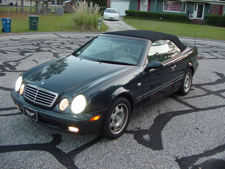 Black sapphire metallic 1999 mercedes benz clk320 for sale for 1999 mercedes benz clk320 for sale