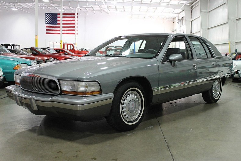 adriatic blue 1994 buick roadmaster for sale mcg marketplace. Cars Review. Best American Auto & Cars Review