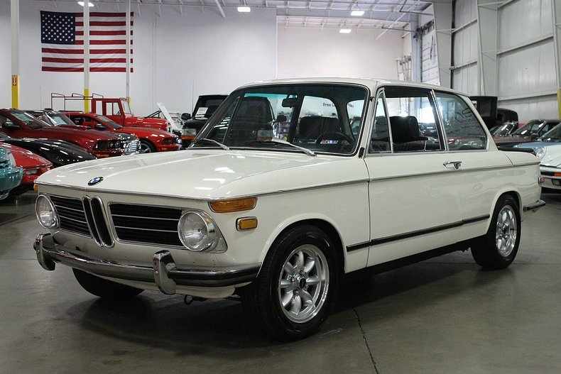 Grand Rapids Car Dealers >> White 1971 Bmw 2002 For Sale | MCG Marketplace