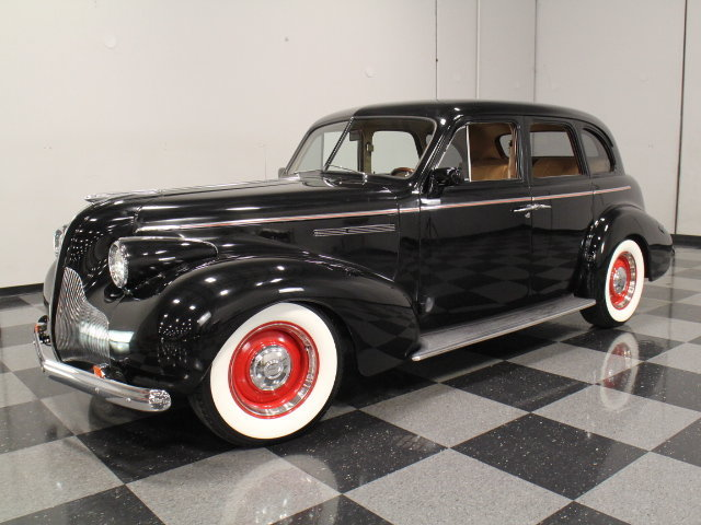 Black 1939 Buick Special For Sale | MCG Marketplace