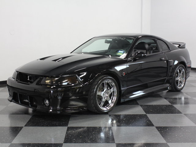 Black 2004 Ford Mustang Cobra Svt For Sale Mcg Marketplace