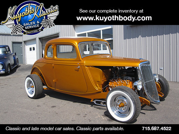 1934 ford 5 window post mcg social myclassicgarage for 1934 5 window coupe for sale