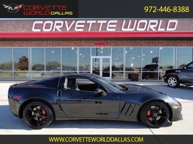 carbon flash metallic 2012 chevrolet corvette p 51a for sale mcg marketplace. Black Bedroom Furniture Sets. Home Design Ideas