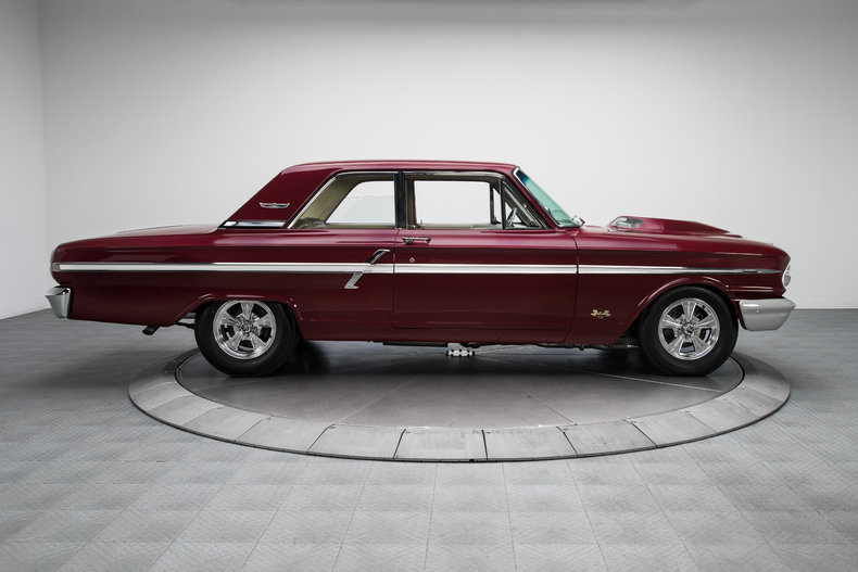 1964 Ford Fairlane Thunderbolt Post Mcg Social