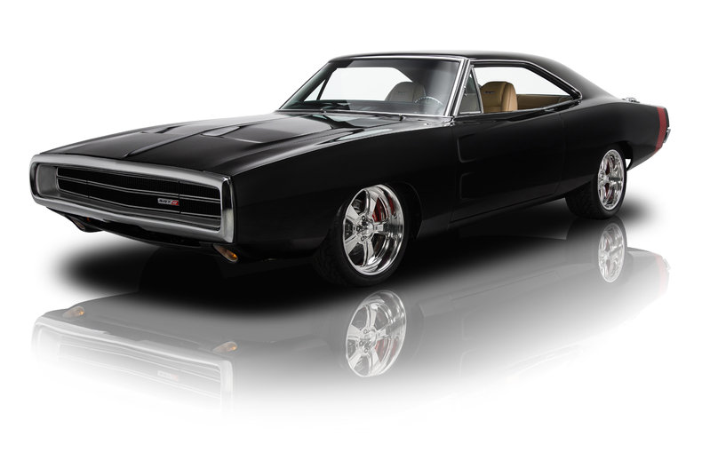 black 1970 dodge charger 500 for sale mcg marketplace. Black Bedroom Furniture Sets. Home Design Ideas