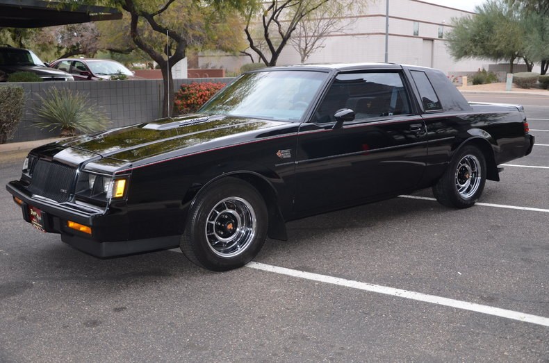 black 1987 buick grand national for sale mcg marketplace. Cars Review. Best American Auto & Cars Review