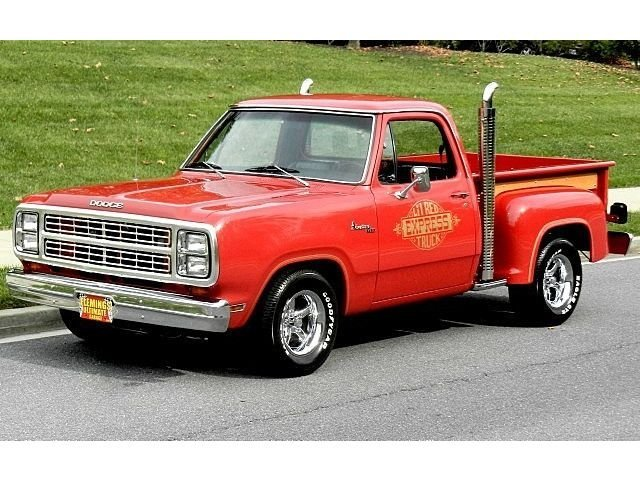 1979 dodge lil 39 red express post mcg social myclassicgarage. Cars Review. Best American Auto & Cars Review