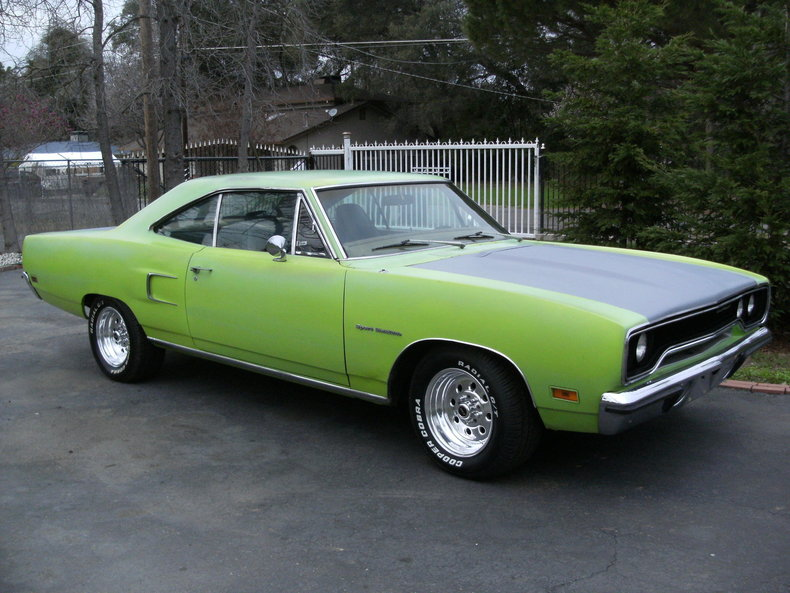 1970 Plymouth Satellite Sport Post Mcg Social