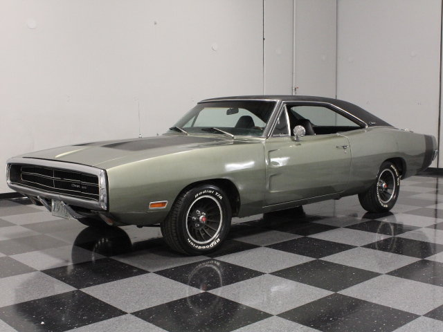 Gray 1970 Dodge Charger For Sale Mcg Marketplace