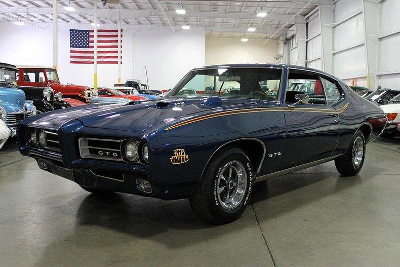 1969 Pontiac GTO | My Classic Garage