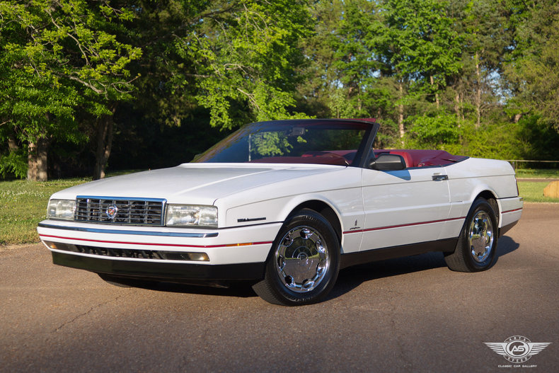 white 1993 cadillac allante for sale mcg marketplace. Cars Review. Best American Auto & Cars Review