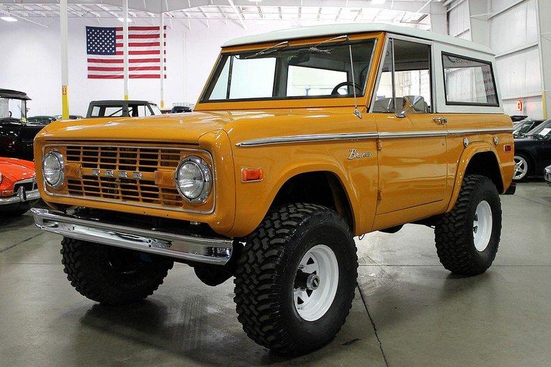 1976 Ford Bronco Post Mcg Social Myclassicgarage