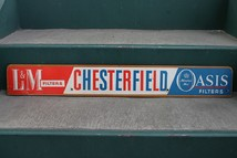 M75 Chesterfield sign